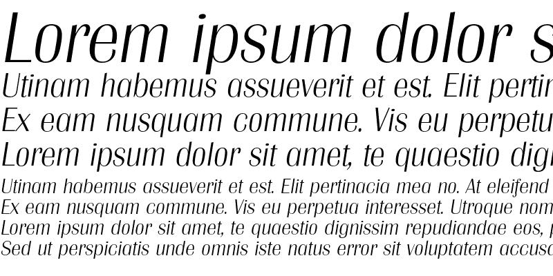 Sample of Grenoble-XlightIta