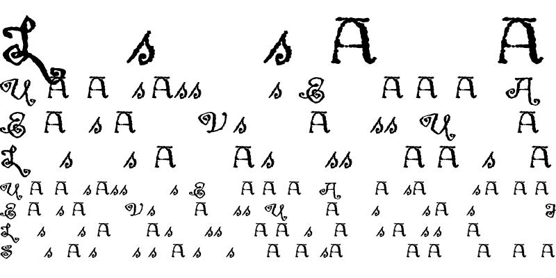 Sample of Greymantle MVB Alternates Regular
