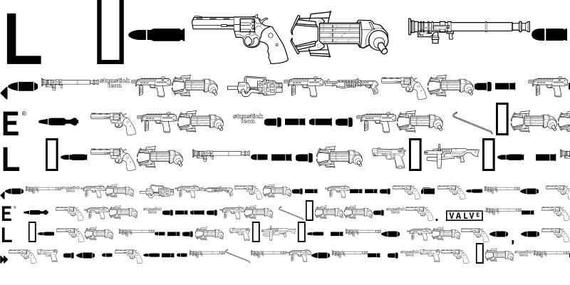 Sample of HalfLife2 Regular