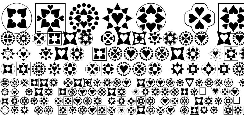 Sample of Heart Things