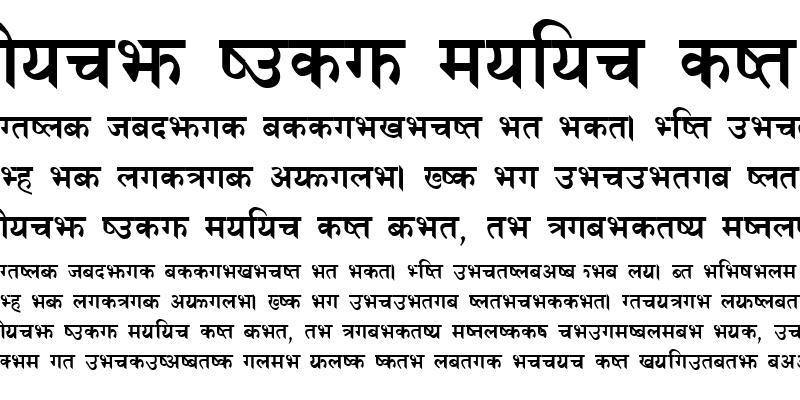 Sample of Himalb