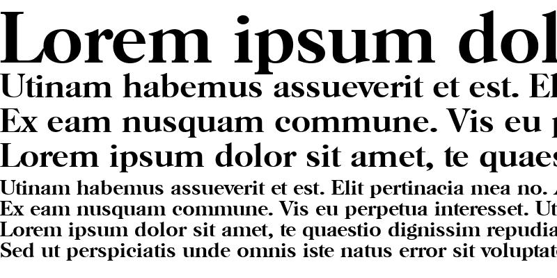Sample of Horsham-Serial-Medium