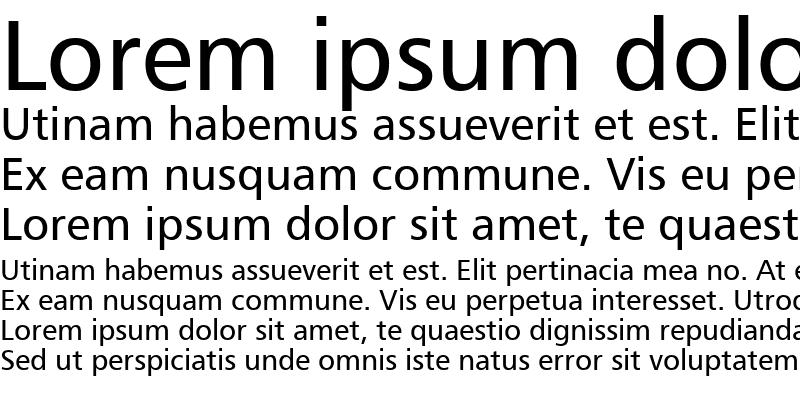 Sample of Humnst777 BT Roman