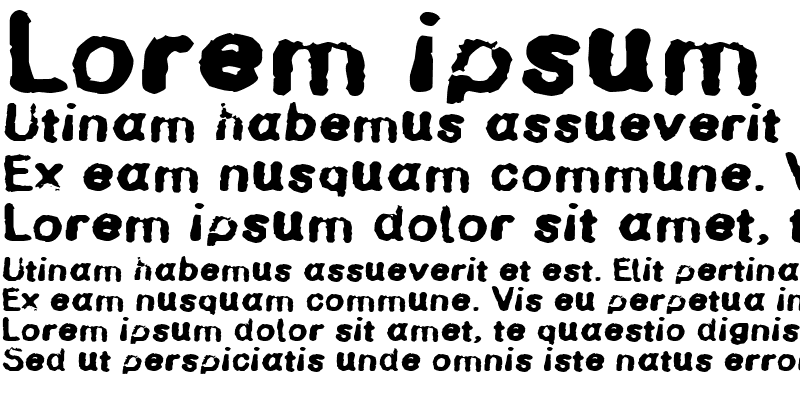 Sample of InkbleedExtended