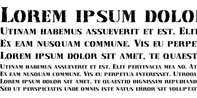 Sample of Inkpad