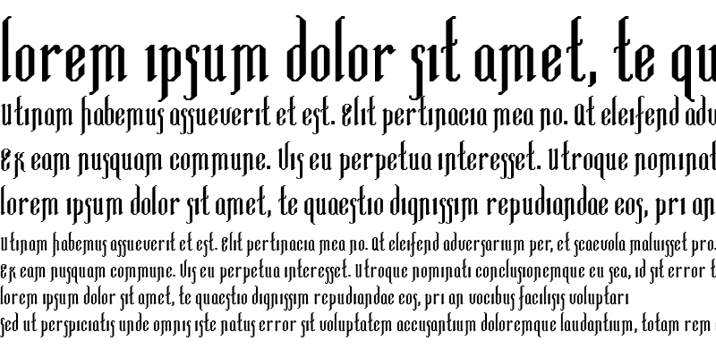 Sample of Ipswich-Extended Bold