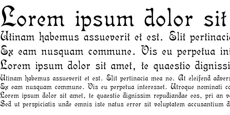 Sample of Isabella Regular