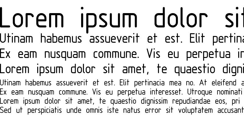 Sample of Isonorm 3098 Regular