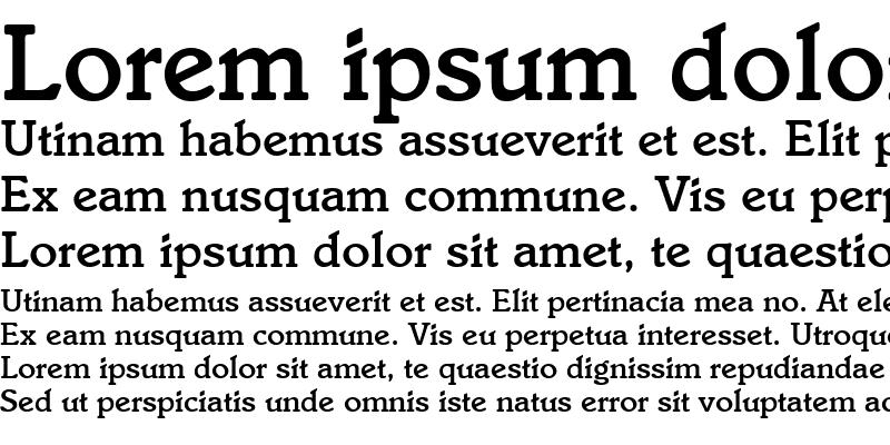 Sample of Italia-Medium