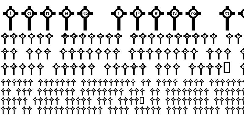 Sample of JLR Clonmacnoise Regular