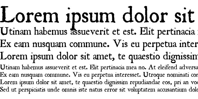 Sample of JSL Ancient