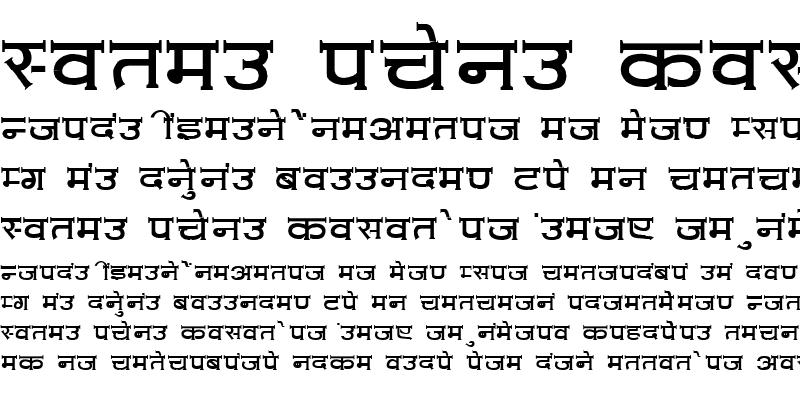 Sample of KALAKAR-RADHA Normal