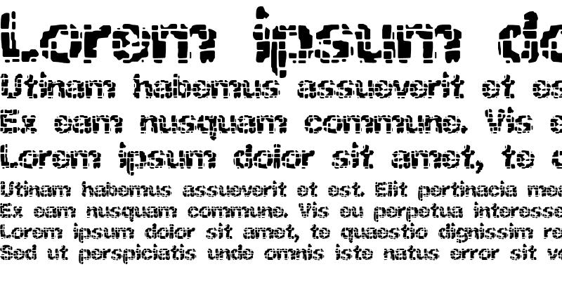 Sample of Katalyst inactive BRK Regular