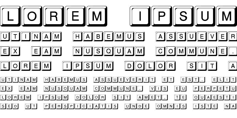 Sample of KeyboardTwo