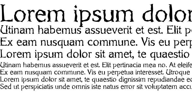 Sample of KorinthRandom