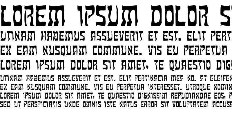 Sample of Kosher Normal