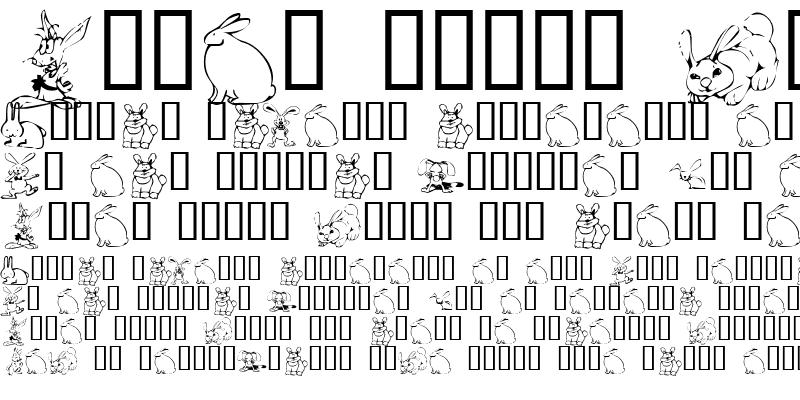 Sample of KR Bunny Dings