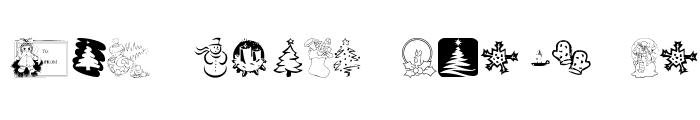 Preview of KR Christmas 2001 Regular