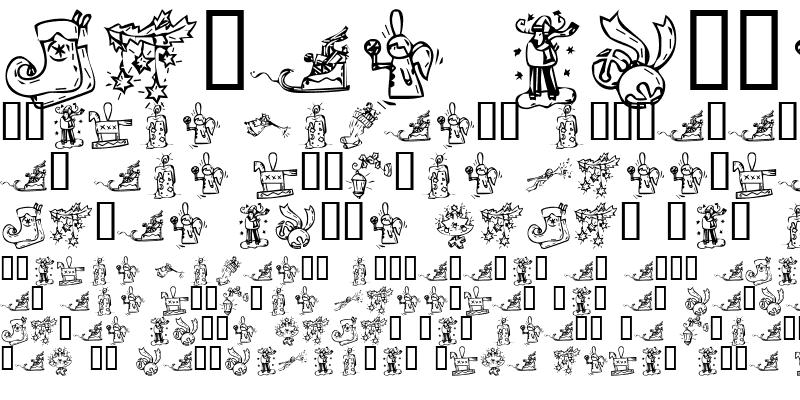 Sample of KR Christmas 2002 Dings 2