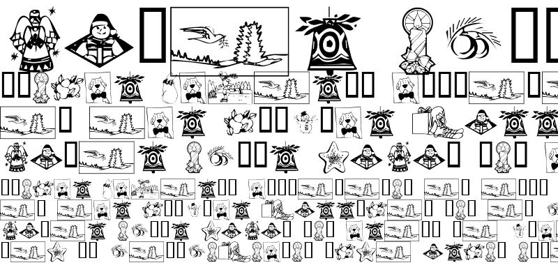 Sample of KR Christmas 2002 Dings 5