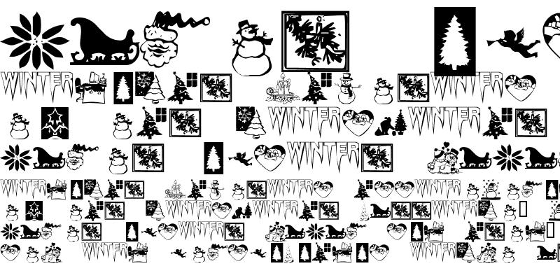 Sample of KR Christmas Time