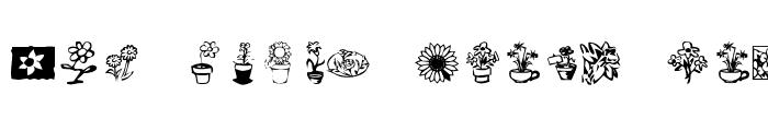Preview of KR Kat's Flowers 3 Regular