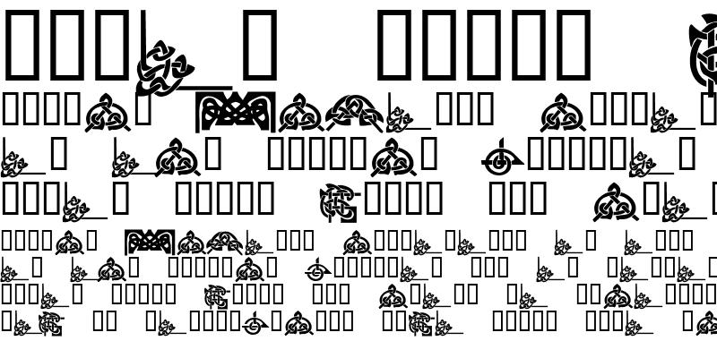 Sample of KR Keltic Four