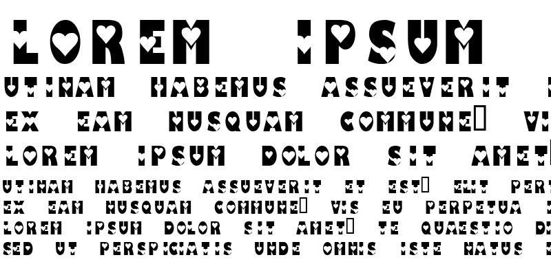 Sample of KR Love Letters