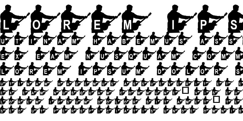 Sample of KR Steves Solo