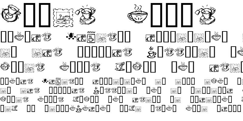 Sample of KR Teatime Dings