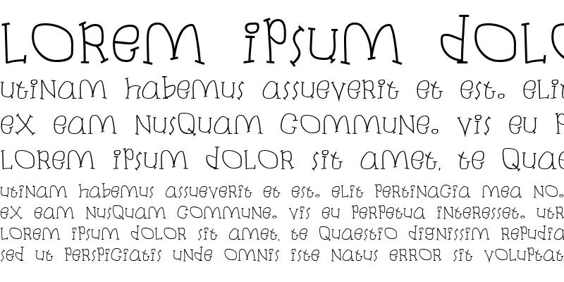 Sample of Laban