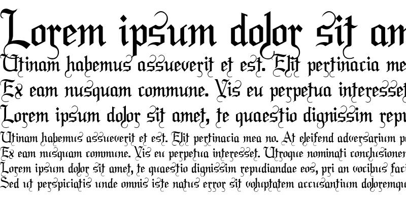 Sample of LaBrit