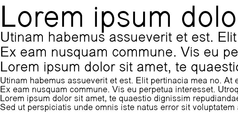 Sample of Lao Unicode