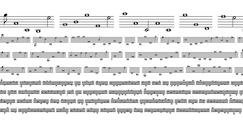 Sample of Lassus Medium