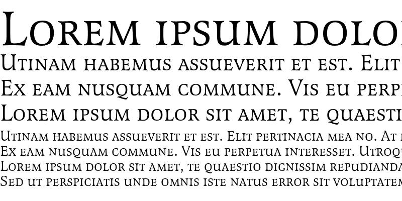 Sample of LatienneEF SC