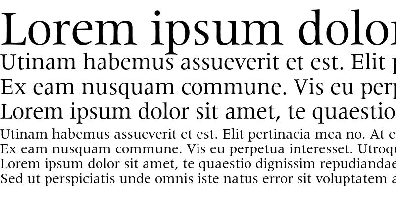 Sample of Latin 725