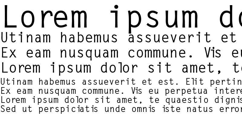 Sample of Latin7OneSSK