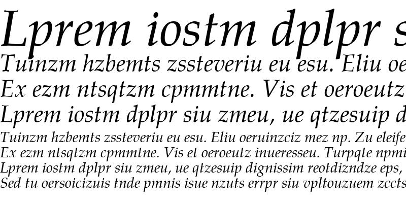 Sample of Lazuri COSMIC