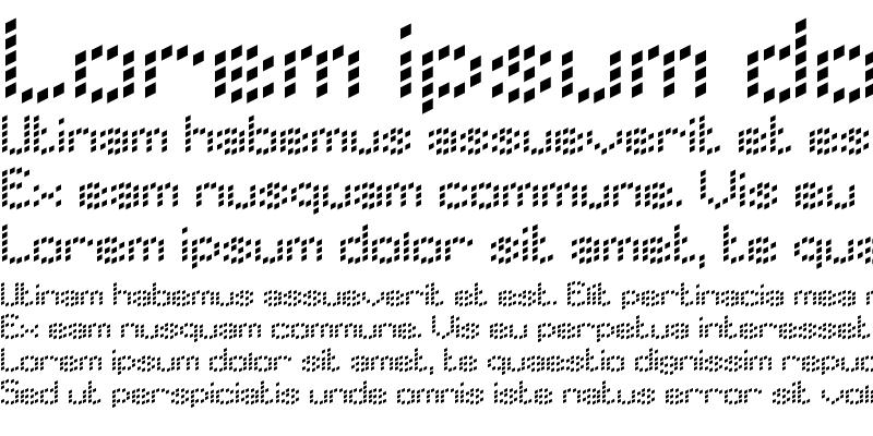 Sample of LBC Dots