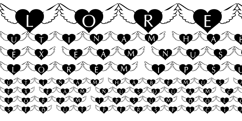 Sample of LCR Angelic Hearts