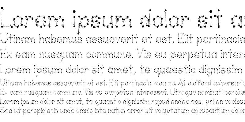 Sample of LD Dot to Dot