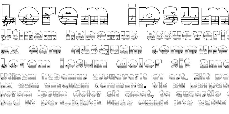 Sample of LD Musical