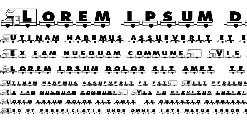 Sample of LD RV
