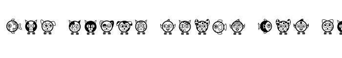 Preview of LD Symbol Pals Regular