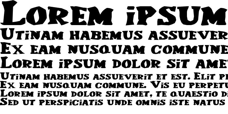 Sample of Le Corniaud Regular