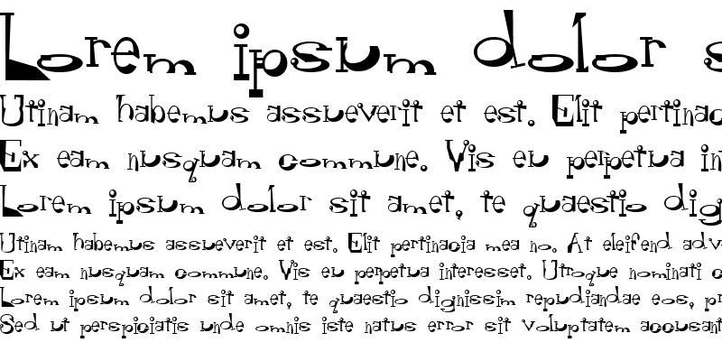 Sample of LeslieSmith Regular