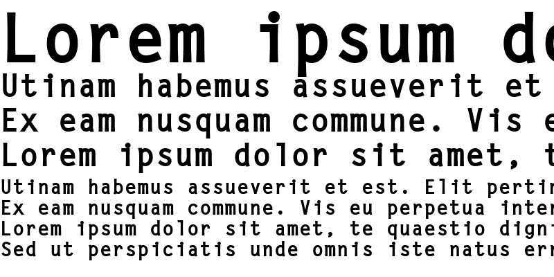 Sample of LetterGotLBol