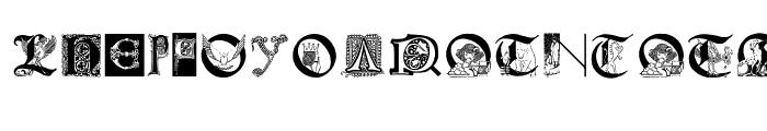 Preview of LettersBats Regular