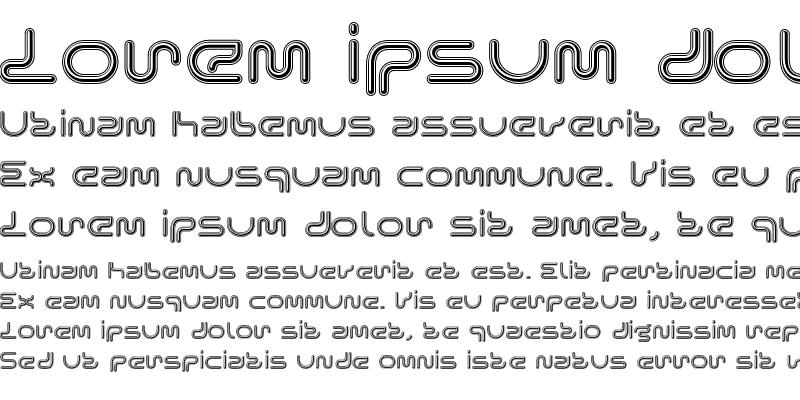 Sample of Lexigraph B