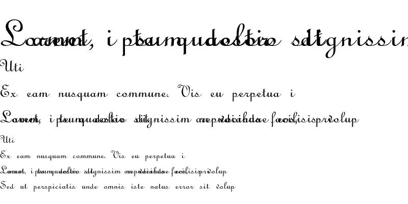 Sample of Linescript